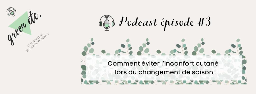 Podcast green etc. épisode 3