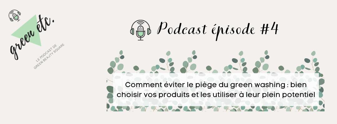 Podcast green etc. épisode 4