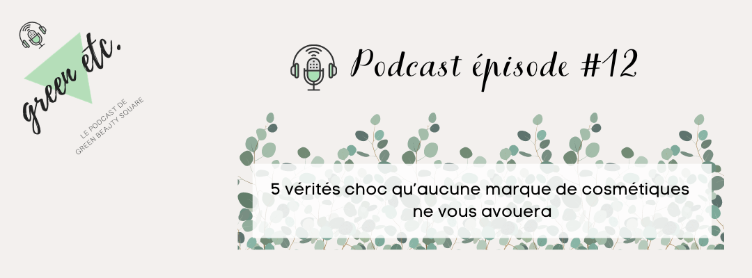 Podcast green etc. épisode 12