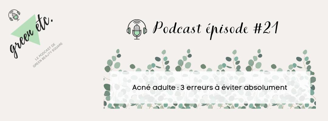 Podcast green etc. épisode 21